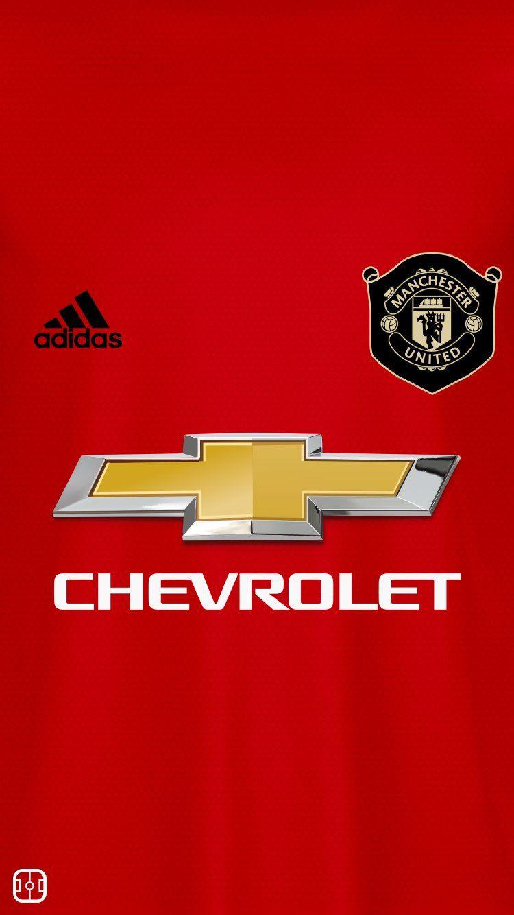Manutd Vehicle Logos Chevrolet Logo Logos