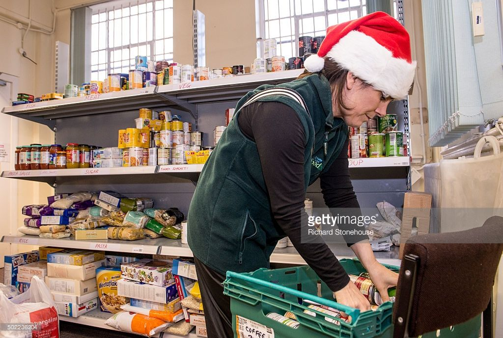how to get a food bank voucher liverpool
