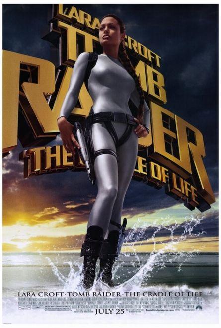 Lara Croft Tomb Raider The Cradle Of Life Movie Poster Print 27