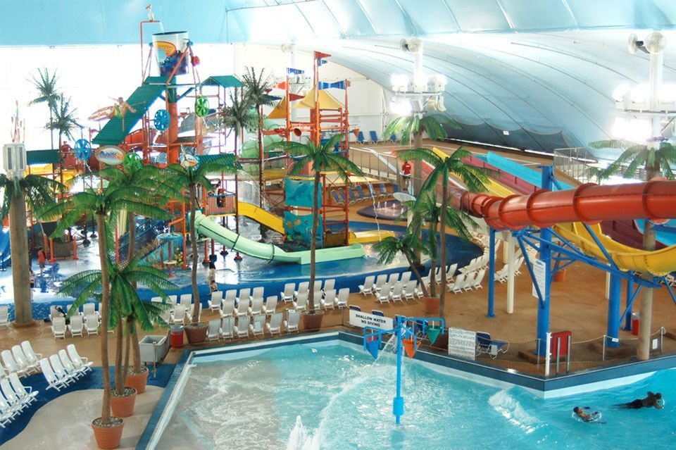 The World S Largest Indoor Water Parks Freizeitpark