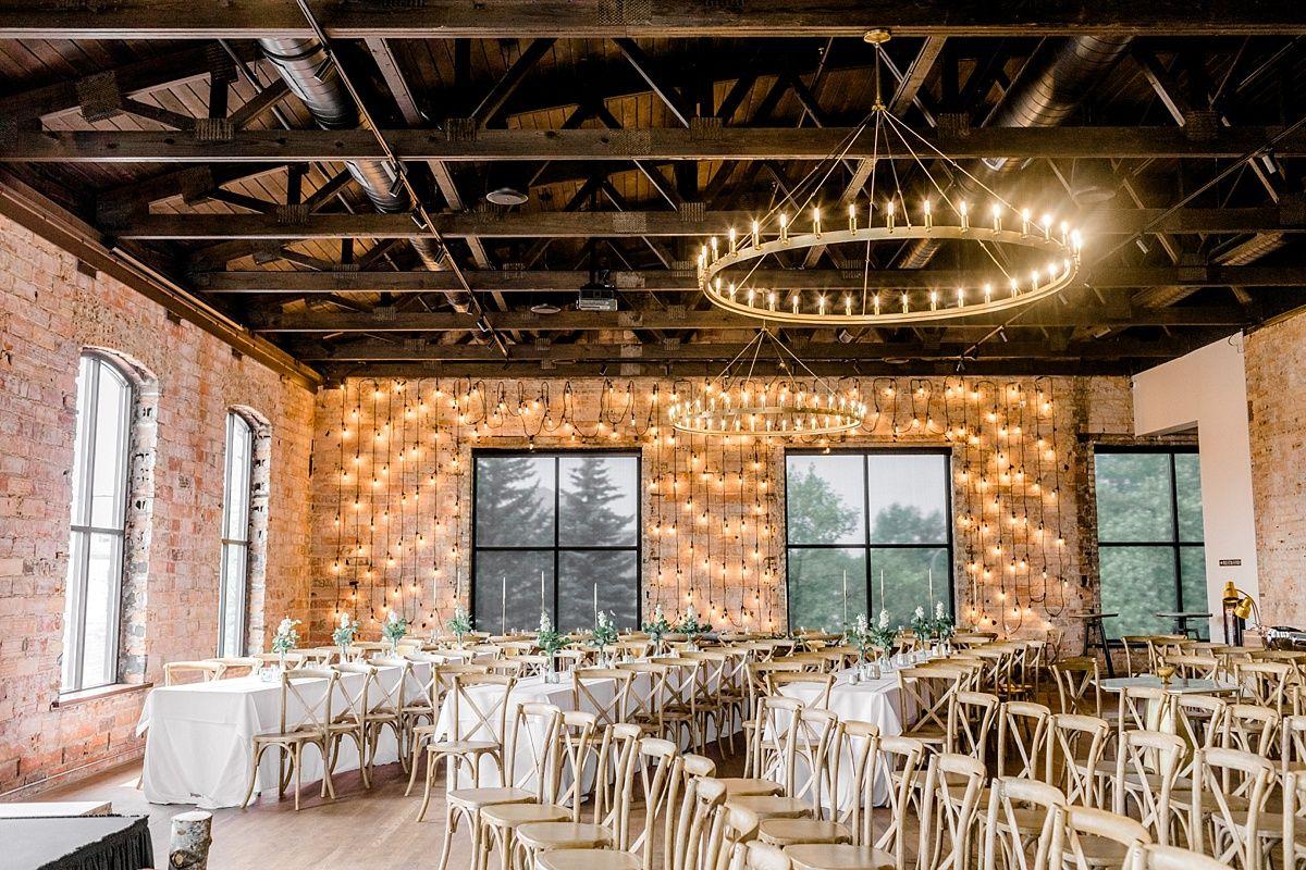 Emily Melanie City Brew Wedding Venues Indoor Minnesota Wedding Photographer