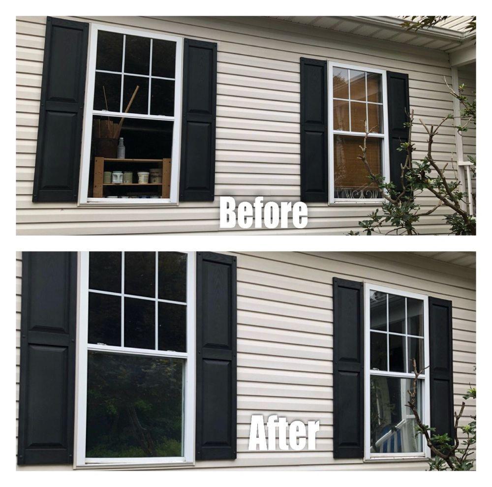Daylight privacy mirror film diy tutorial house windows