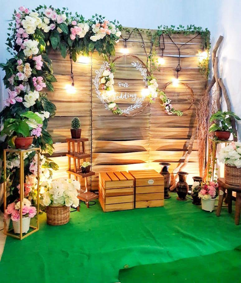 Rustic Wedding Decoration Ideas For Reception: Rustic Wedding Backdrops, Wedding