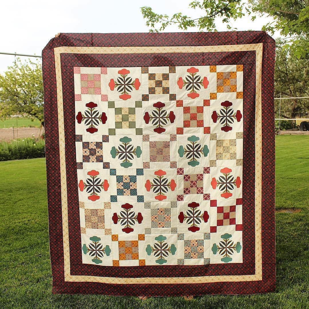 Repost @sewshelliesews Adelaide Crossing Quilt Evandale Fabric by ... : quilting shops adelaide - Adamdwight.com
