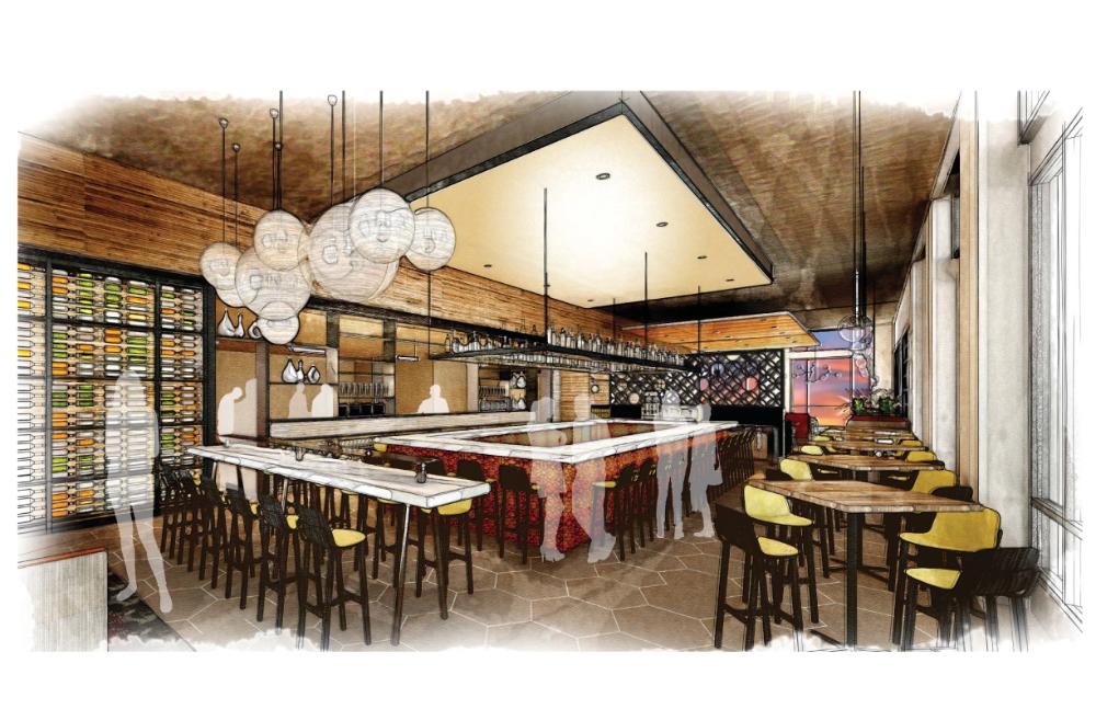 Chroma Modern Bar Kitchen To Open In Lake Nona Town Center Lake Nona Modern Bar Kitchen Bar Modern