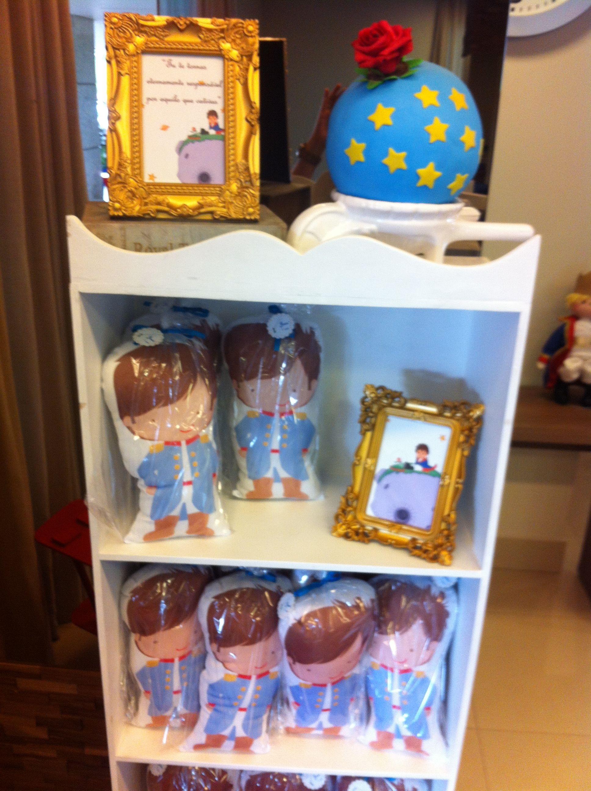 Festa O Pequeno Príncipe - Lembrancinhas almofadas   Pequeno ... c7e2c09118