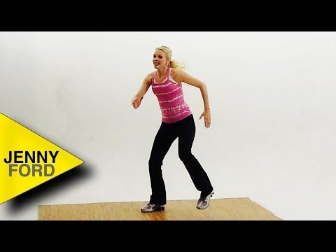 Marching With Moves Aerobic Workout Jenny Ford Youtube