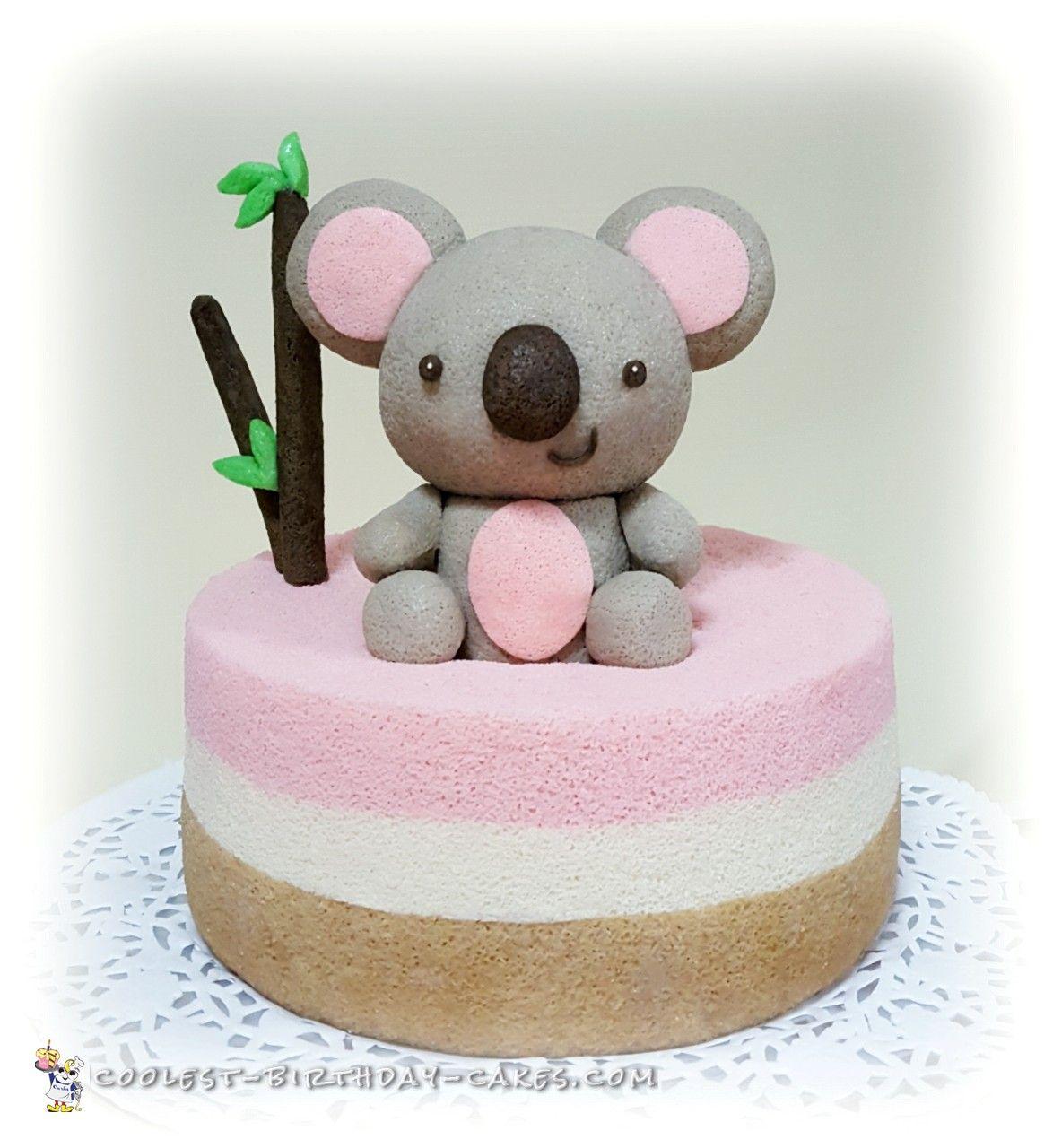 Images Of Koala Bear Cakes