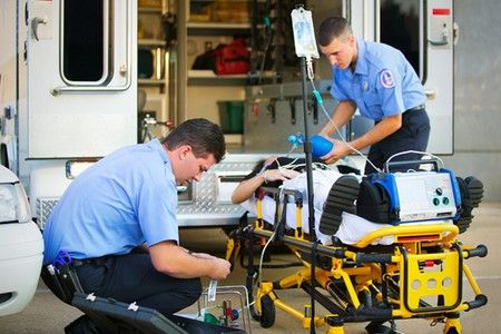 Responsibilities Of A Emt Flight Paramedic Certified Flashcards