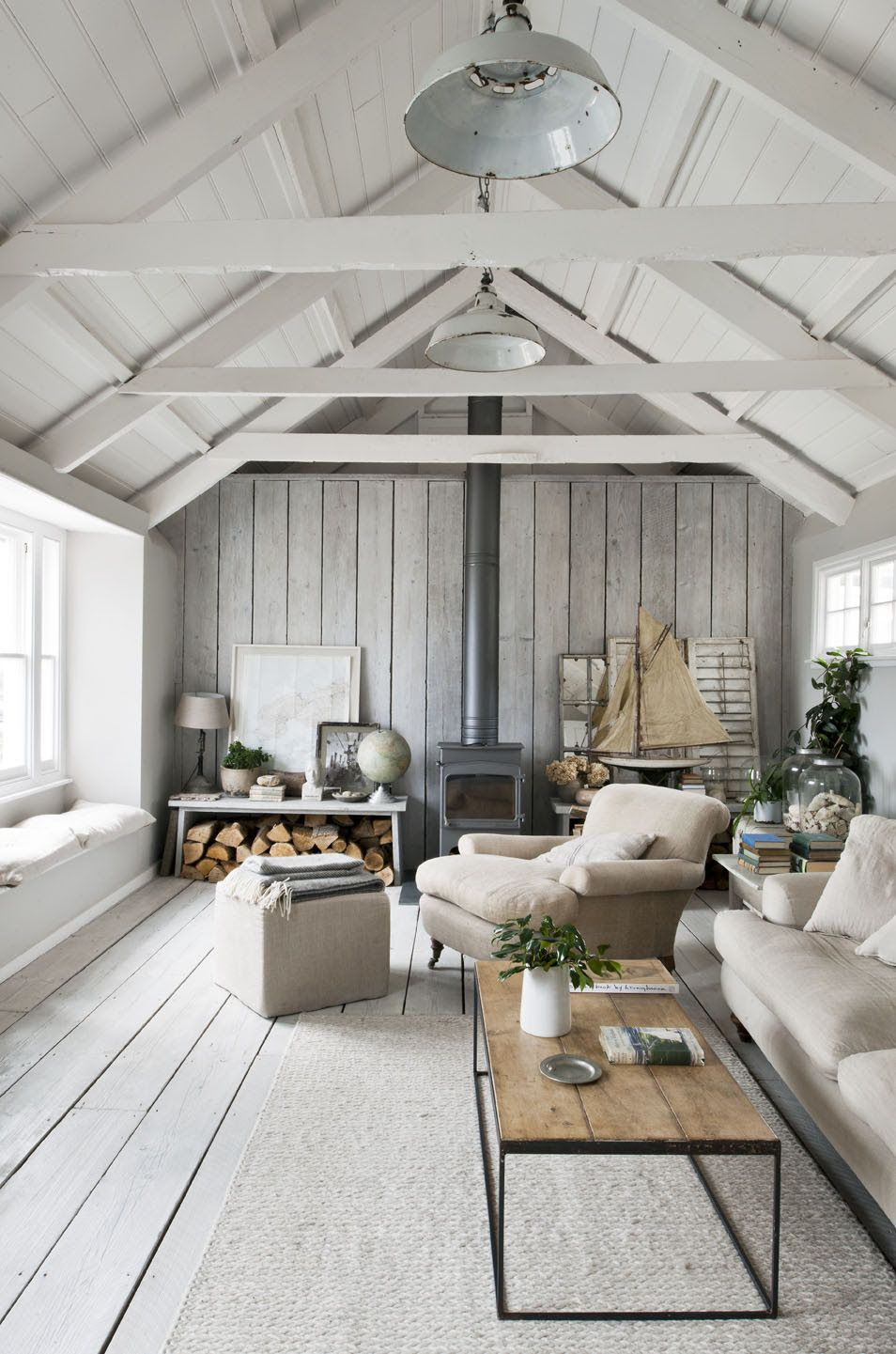 7830bf11db8c Another nice room | A-Frame | Scandinavian cottage, Home decor ...