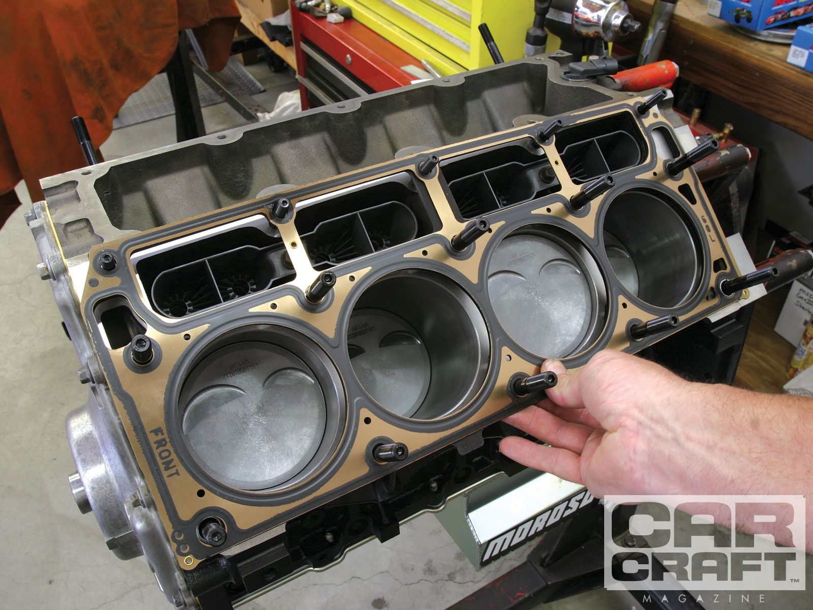GM LS Engine Build Making Big Power From A 404Inch LS