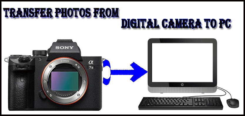 Learn How To Connect Camera To A Computer And Transfer Photos With Ease And Keep Your Photos Safe From Losing Rescue Digital Media In 2019 Digital Camera Digital Camera