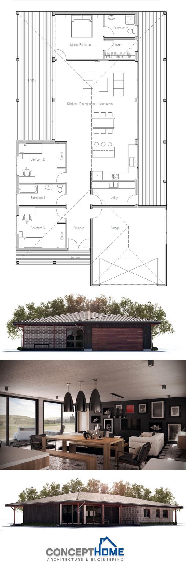 floor plan liberia pinterest house house floor plan