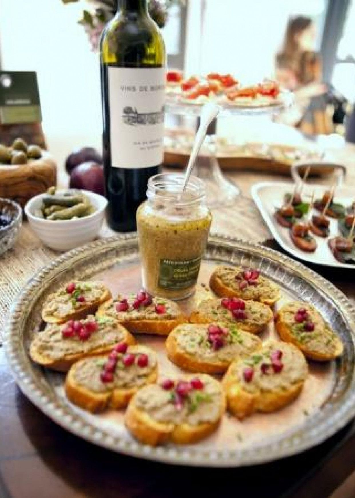 Trend French Food Ideas For Party
