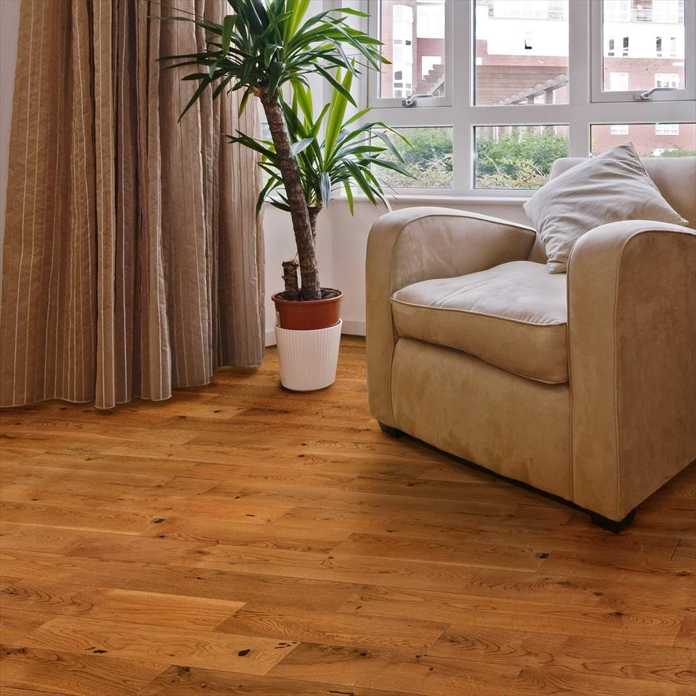 Jasper Hardwood Smooth European French Oak Collection Flooring Cork Flooring Bamboo Flooring