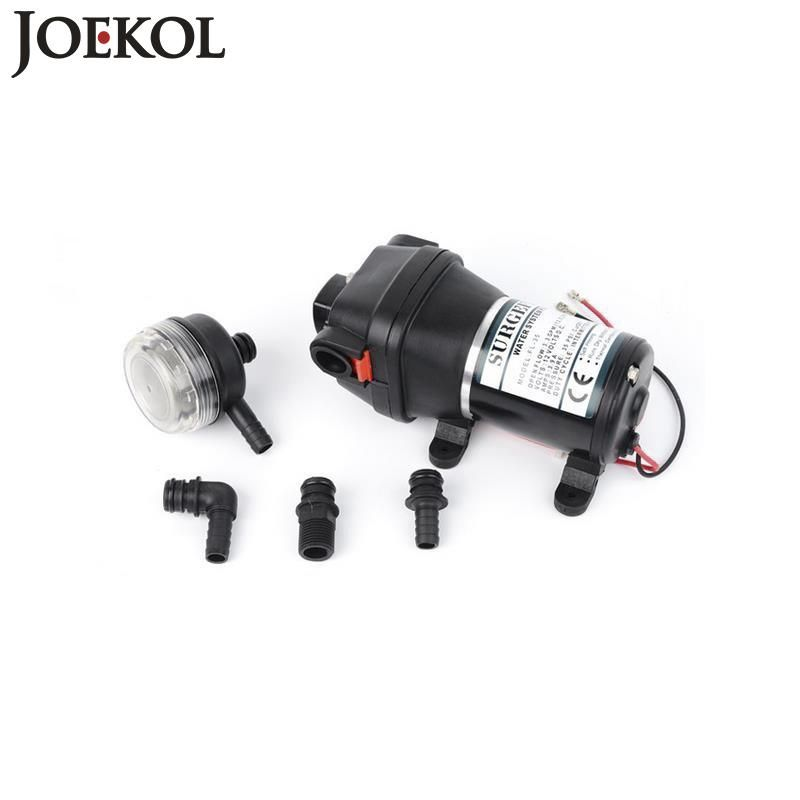 Fl 30 12v 24v Dc Water Pump Motor Self Suction Mini Diaphragm Pump 10m Lift Submersible Pumps Yesterday S Price Us 43 00 36 97 All In One Board Water