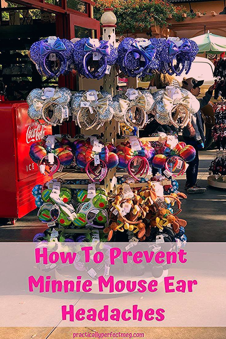 Photo of How To Fix Your Minnie Ears So They Won't Give You A Headache — Practically Perfect Meg