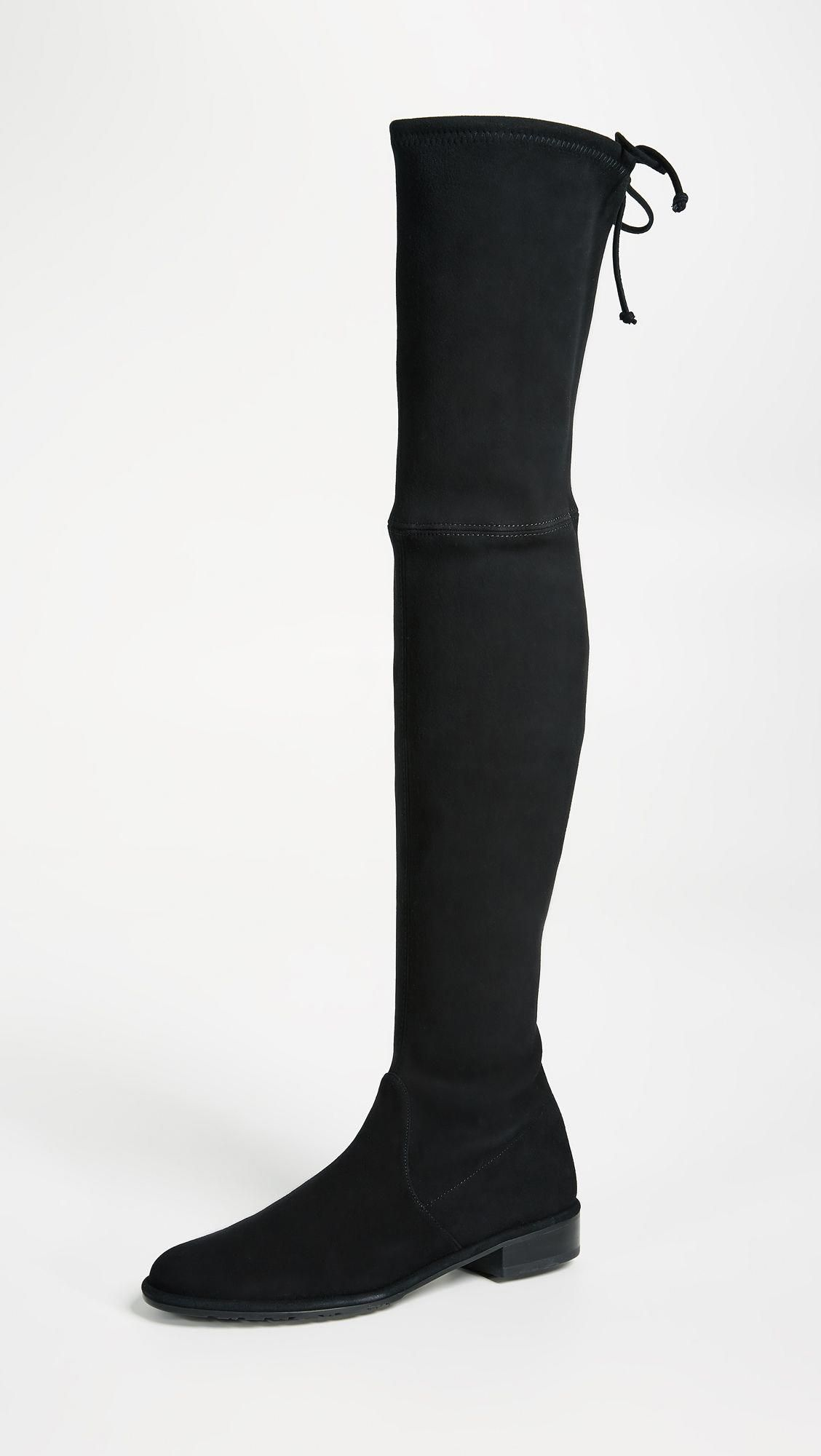 3acc1251cd9 Stuart Weitzman Lowland Over the Knee Boots  StuartWeitzman