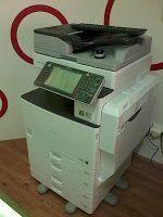 Ricoh Colour Photocopy Mp C4503 Mesin