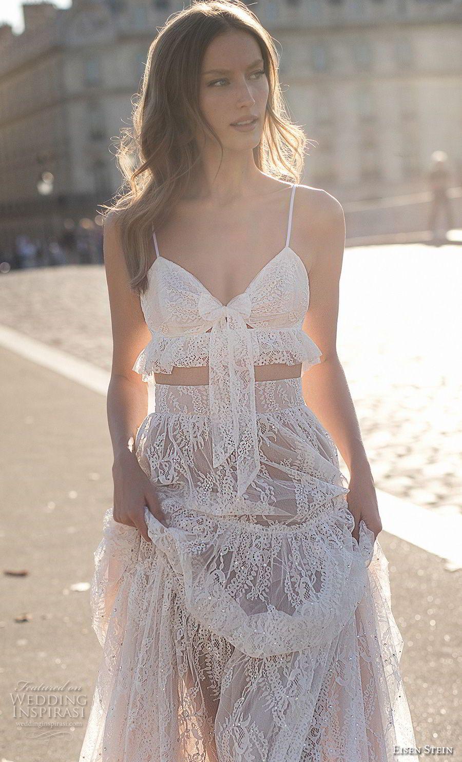 Eisen stein wedding dress u blush bridal collection Đám cưới