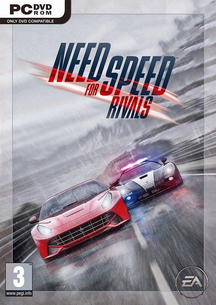 Need for speed rivals digital deluxe edition pc full indir