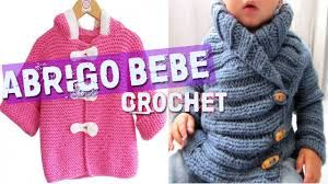 Resultado de imagen para moda crochet para bebes