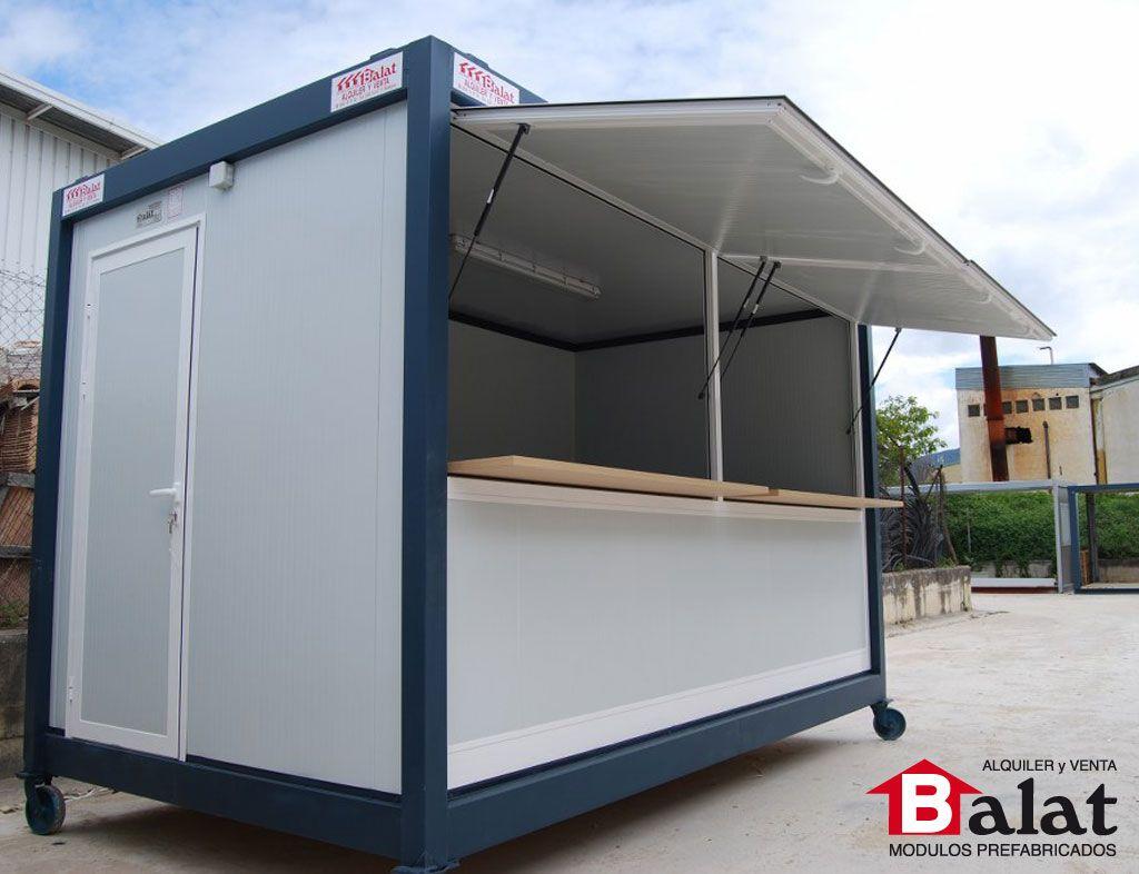 Bar prefabricado conjunto modular construcci n modular - Balat modulos prefabricados ...