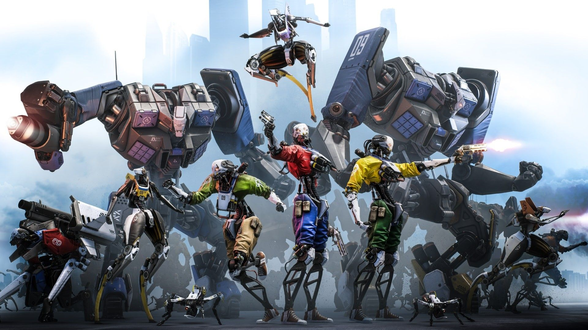 Awesome Robo Recall Download