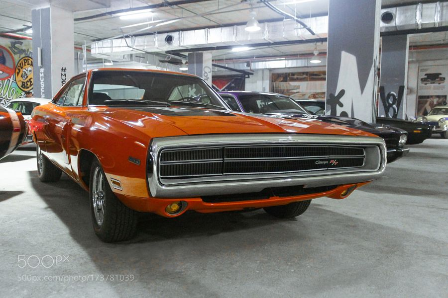 Dodge Charger RT by Disa90