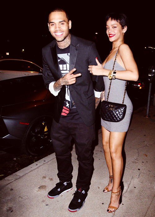 33333 Chris Brown And Rihanna Breezy Chris Brown Rihanna Instagram