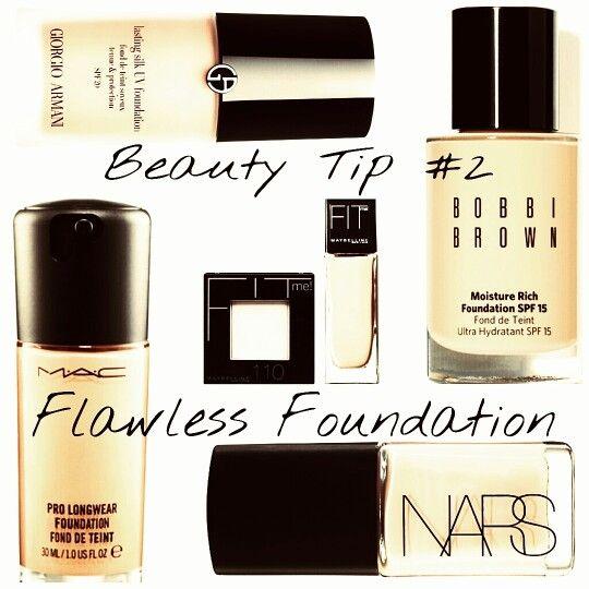 Beauty Blender Or Brush For Full Coverage: Foundation Tips For Skin Types 101 ACNE-PRONE SKIN: If