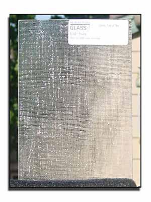 Aquatex Pattern Pattern Glass Window Repair Pattern