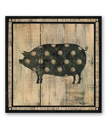 Galvanized Metal Pig Wall Decor Galvanized Metal Barnyard Animals Corrugated Metal