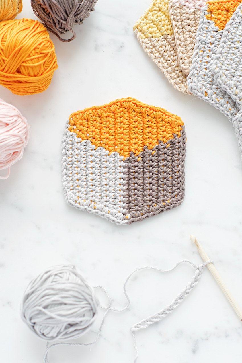 20 Super Easy Crochet Patterns for Beginners | Decken, Häkeln und ...