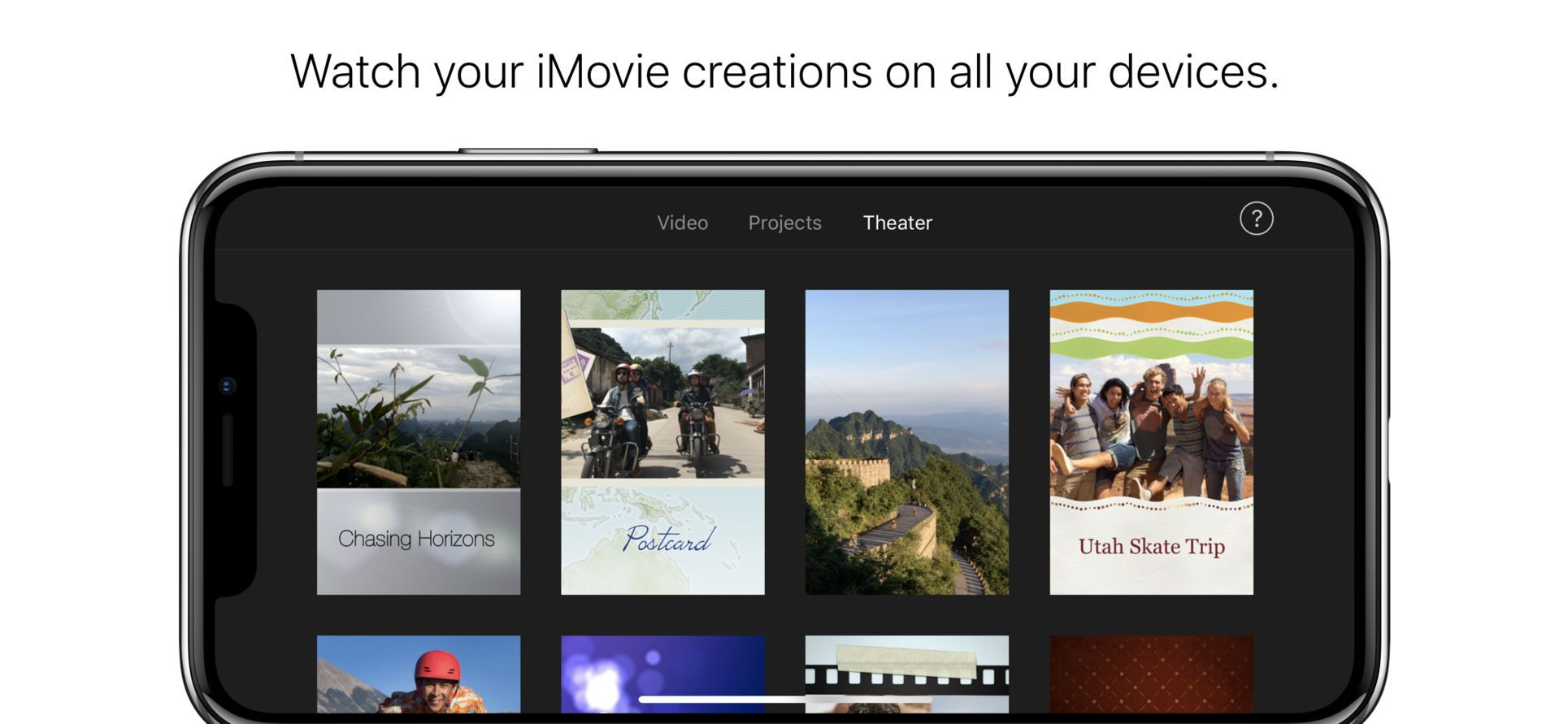 iMovie LifestyleVideoappsios Iphone, Ipod touch, Ipod