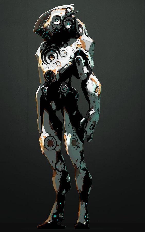 Character Design, Nicolas Poitou on ArtStation at…: