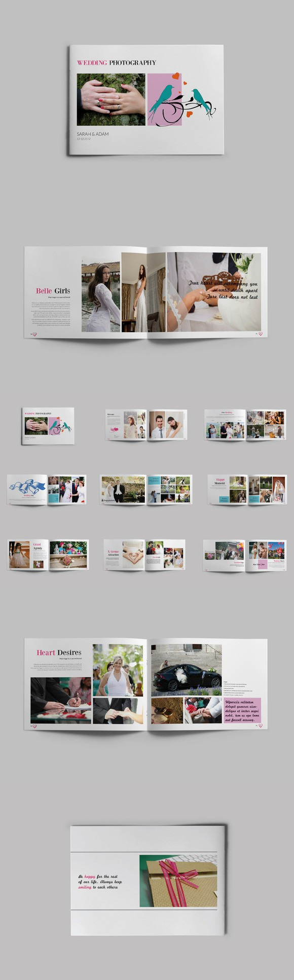 Wedding Al Template Fonts 15 00