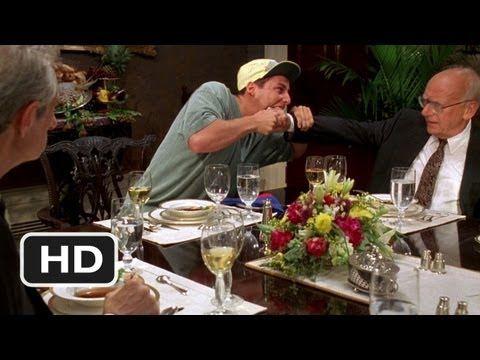 Billy Madison (1/9) Movie CLIP - Billy at Dinner (1995) HD
