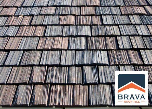 Best Cedar Shake Roof Vs Brava Composite Shake Roof Synthetic 400 x 300