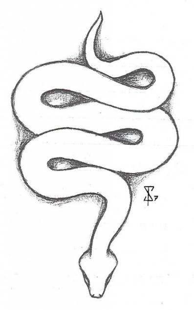 27+ trendy ideas tattoo snake artwork