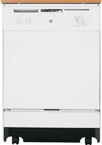 Ge Gsc3500nww Portable Dishwasher 5 Lvl White This Is An