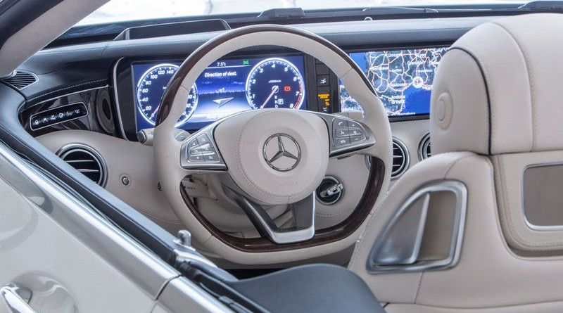 Awesome 2017 Mercedes Benz S Class The Biggest And Most Luxurious Creation Wiring Cloud Philuggs Outletorg