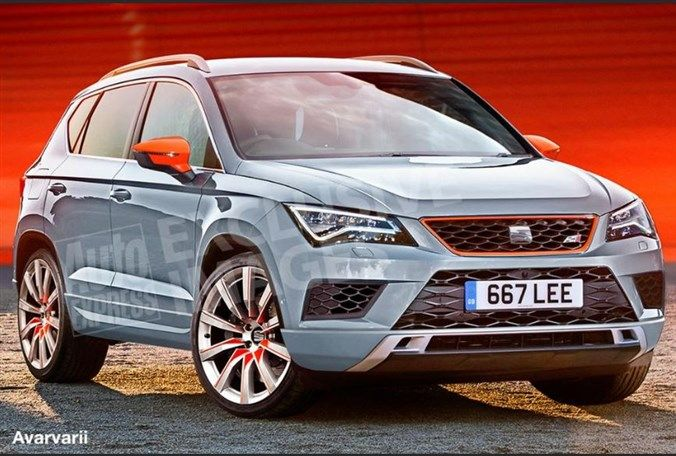 New Seat Ateca Cupra Rumoured To Be In The Pipeline Jennings