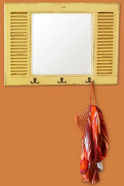 Doors · Pub Style Mirror From Custom Furniture World