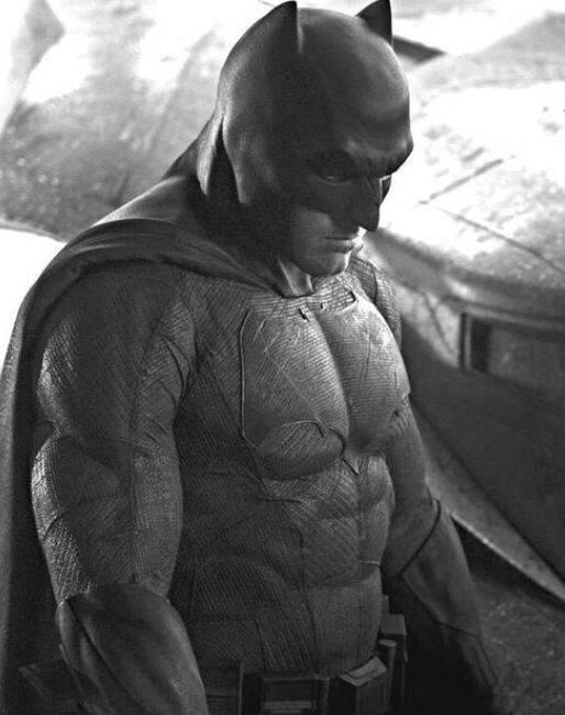 I Cant Decide Whether I Like The New Batman Suitim Still Too