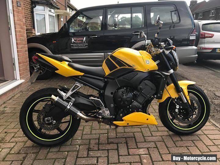 Yamaha FZ1 (Not MT 10) #yamaha #fz1 #forsale #unitedkingdom
