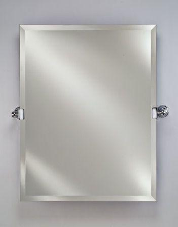 Afina Radiance Rectangular Tilt Mirror (351×448)   Bathroom   Pinterest