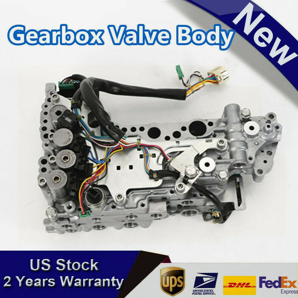 Ad eBay) Gearbox CVT Valve Body RE0F10A Fit for Nissan Altima Sentra