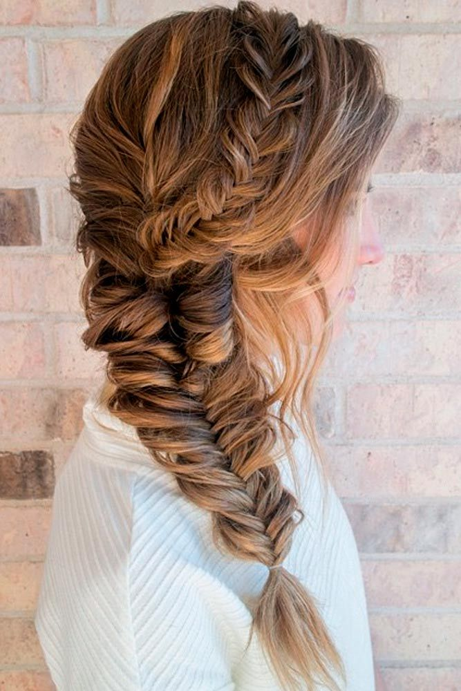 24 Different Types Of Braids Every Woman Should Know Lovehairstyles Com Hair Styles Long Hair Styles Fishtail Braid Hairstyles