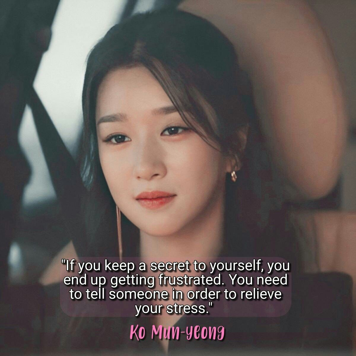 It's Okay To Not Be Okay | Ko Mun-yeong